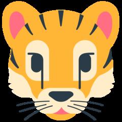 Tiger Face mozilla emoji