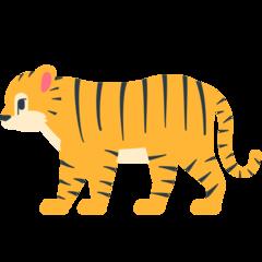Tiger mozilla emoji