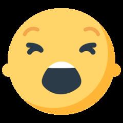 Tired Face mozilla emoji