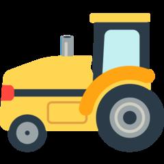 Tractor mozilla emoji
