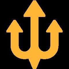 Trident Emblem mozilla emoji