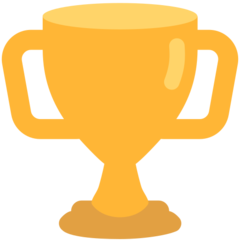 Trophy mozilla emoji