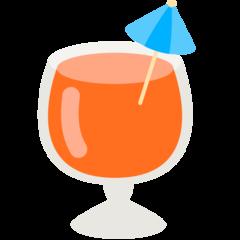 Tropical Drink mozilla emoji