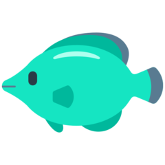 Tropical Fish mozilla emoji