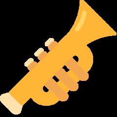 Trumpet mozilla emoji