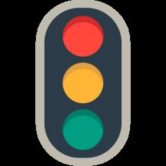 Vertical Traffic Light mozilla emoji