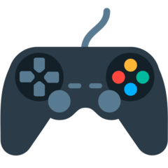 Video Game mozilla emoji