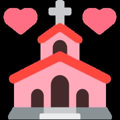 Wedding mozilla emoji
