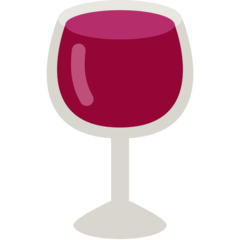 Wine Glass mozilla emoji