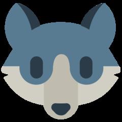 Wolf Face mozilla emoji