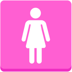 Womens Symbol mozilla emoji