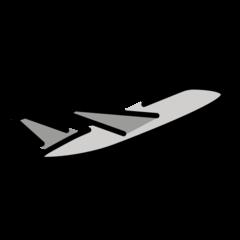 Airplane Departure openmoji emoji