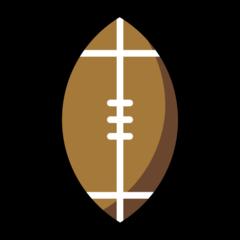 American Football openmoji emoji