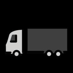 Articulated Lorry openmoji emoji