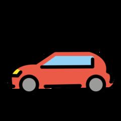 Automobile openmoji emoji