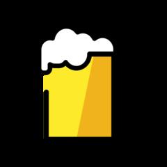 Beer Mug openmoji emoji