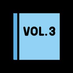 Blue Book openmoji emoji