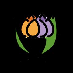 Bouquet openmoji emoji