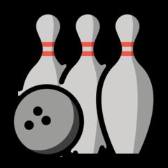 Bowling openmoji emoji