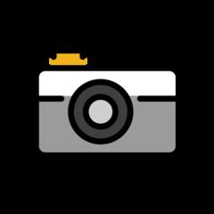 Camera openmoji emoji