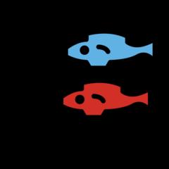 Carp Streamer openmoji emoji