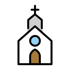 Church openmoji emoji