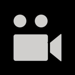 Cinema openmoji emoji