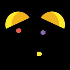 Confetti Ball openmoji emoji