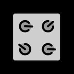 Control Knobs openmoji emoji