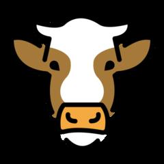 Cow Face openmoji emoji