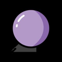 Crystal Ball openmoji emoji