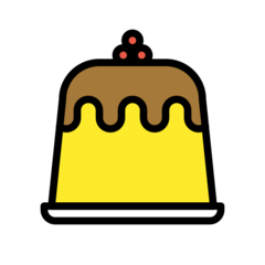 Custard openmoji emoji