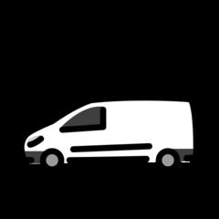 Delivery Truck openmoji emoji