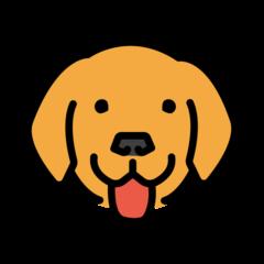 Dog Face openmoji emoji
