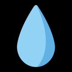 Droplet openmoji emoji