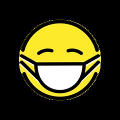 Face With Medical Mask openmoji emoji