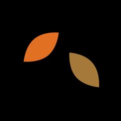 Fallen Leaf openmoji emoji