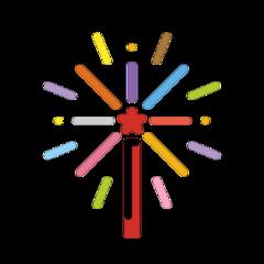Fireworks openmoji emoji
