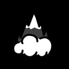 Foggy openmoji emoji