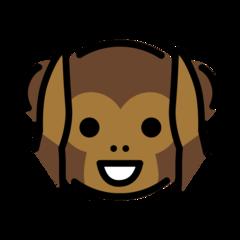 Hear-no-evil Monkey openmoji emoji