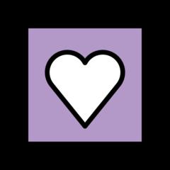 Heart Decoration openmoji emoji