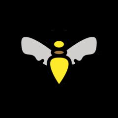 Honeybee openmoji emoji
