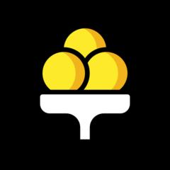 Ice Cream openmoji emoji