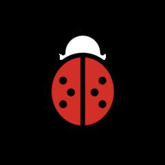 Lady Beetle openmoji emoji