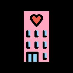 Love Hotel openmoji emoji