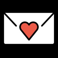 Love Letter openmoji emoji