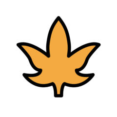 Maple Leaf openmoji emoji