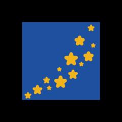 Milky Way openmoji emoji