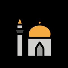 Mosque openmoji emoji