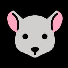 Mouse Face openmoji emoji